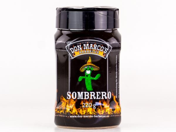 Sombrero Rub von Don Marco's