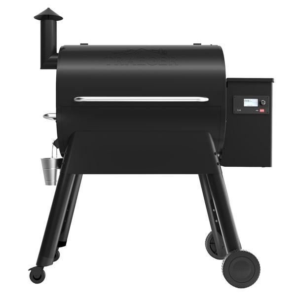 Traeger PRO 780 Pelletgrill, schwarz