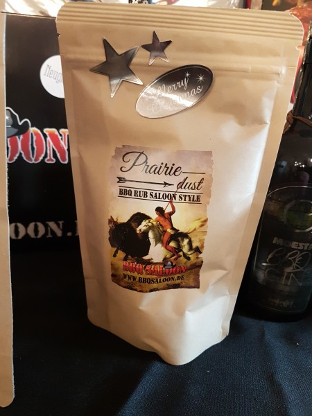 Prairie Dust BBQ Rub
