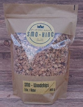 SMO-King - SMO-Woodchips Erle