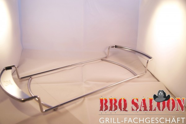 BBQ Saloon Edelstahlgestell für Pizzastein Ø 33 cm