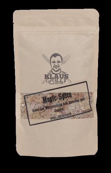 Magic Spice Rub von Klaus grillt Beutel