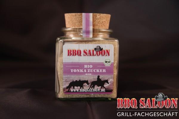 BIO Tonka Zucker BBQ Saloon 160gr