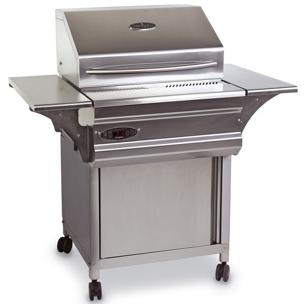Rösle Pelletgrill – Memphis Advantage
