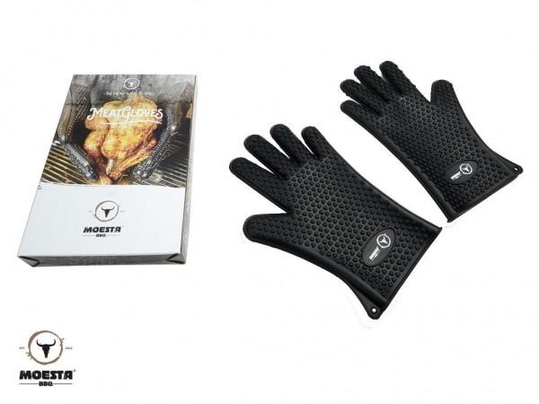 MeatGloves - Silikon Grillhandschuhe M/L