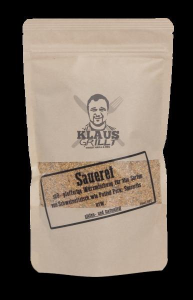 Sauerei Rub von Klaus grillt Beutel 250 g