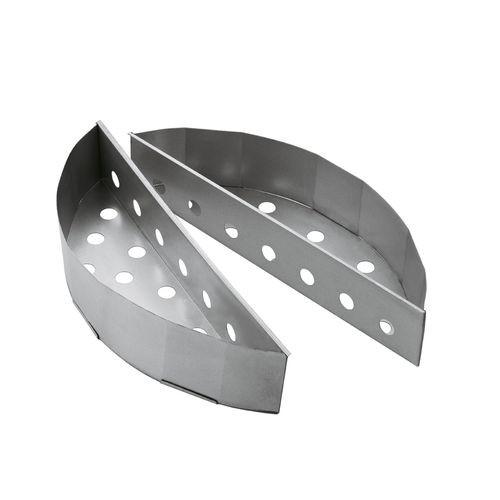 Rösle Kohlekorb 2er-Set für Kugelgrill 60 cm