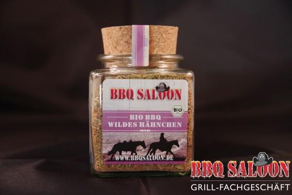 Bio Wildes Hähnchen BBQ Saloon 100gr
