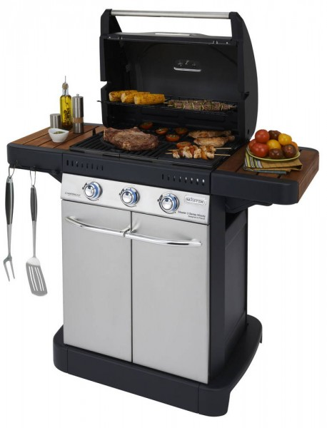 Master 3 Series Woody EX Gasgrill