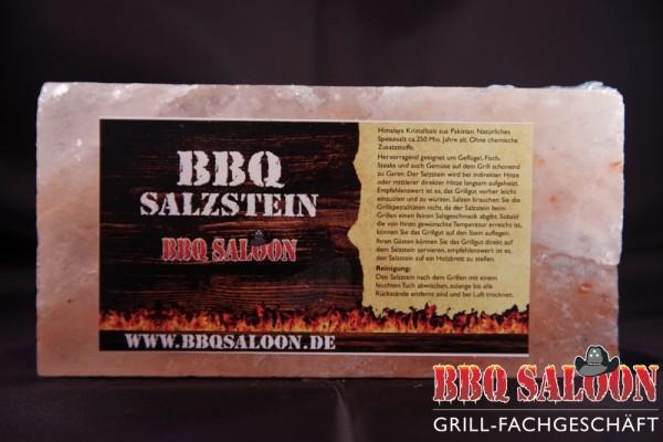 BBQ Salzstein 20x10x2,5 cm / 1,15kg