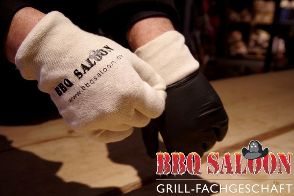 HOT MEAT GLOVES HANDSCHUH