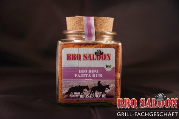 Bio BBQ Fajita Rub BBQ Saloon 150gr.