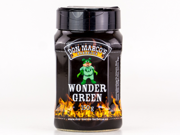 WonderGreen Rub von Don Marco's