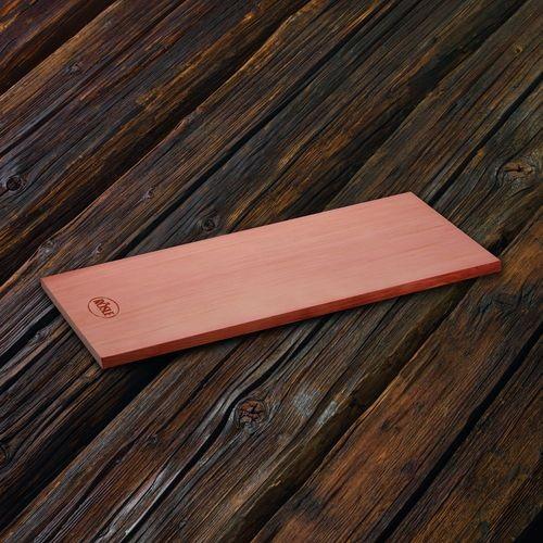 Rösle Zedernholz Planke gross 2er Set