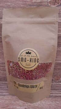SMO-Woodchips Würze Aal 100g