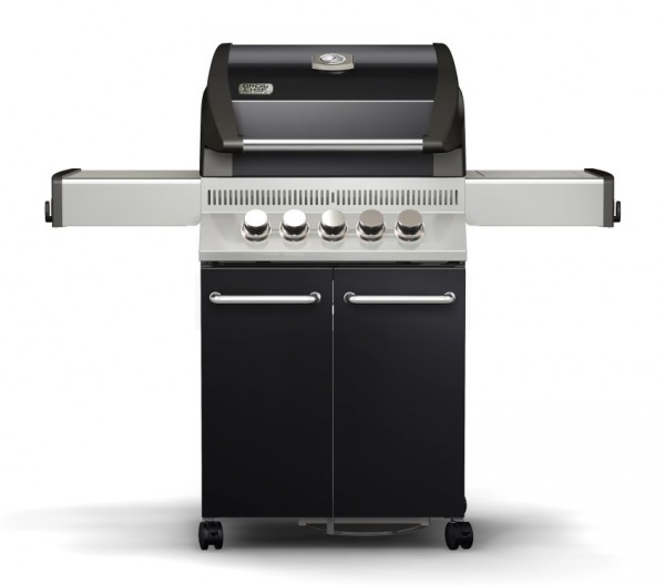 BroilChef Gasgrill PARAMOUNT Black BC-430BBS