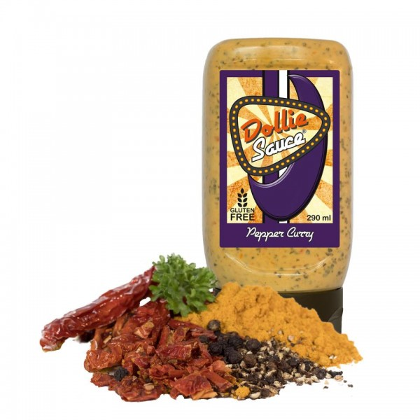 Dollie Sauce Pepper Curry
