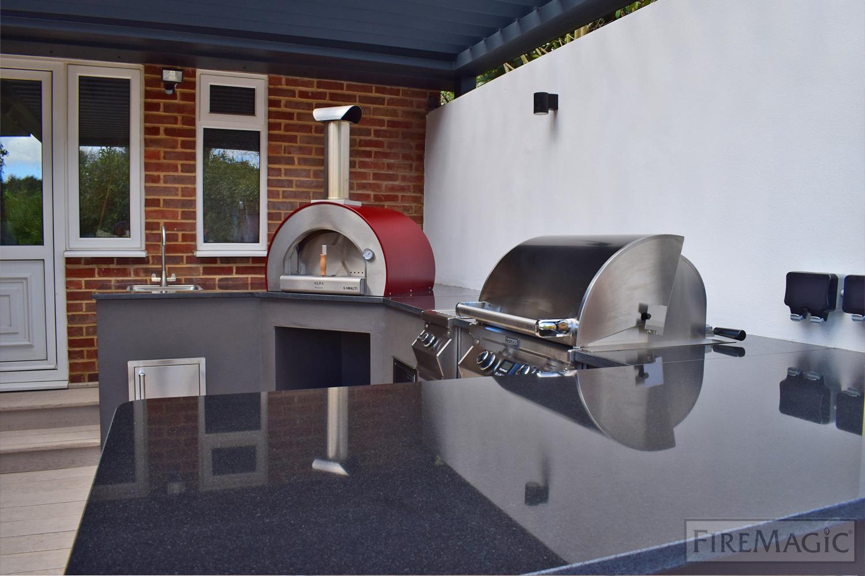 Outdoor Küche Modern : Outdoorküche mit gasgrill gasgrill für outdoor küche