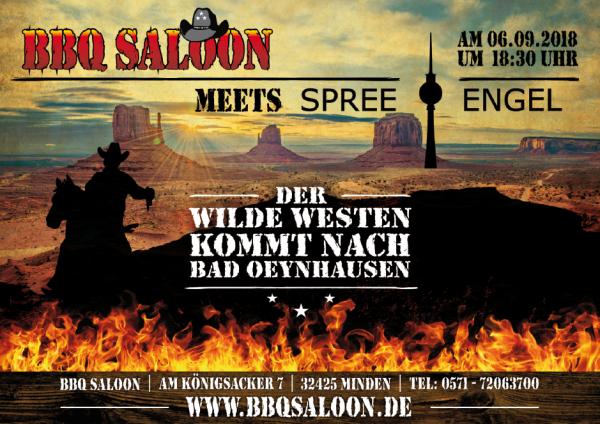 Grillseminar im SpreeEngel in Bad Oynhausen
