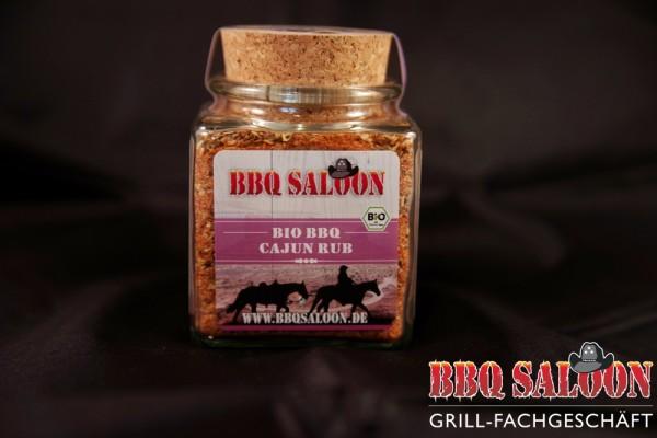 Bio BBQ Cajun Rub BBQ Saloon 175gr