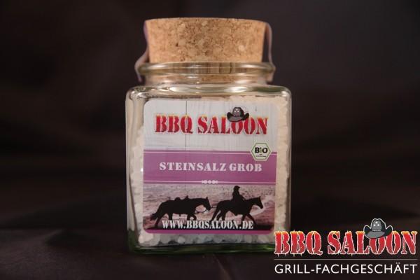 Stein-Salz (Ursalz) grob BBQ Saloon 200gr