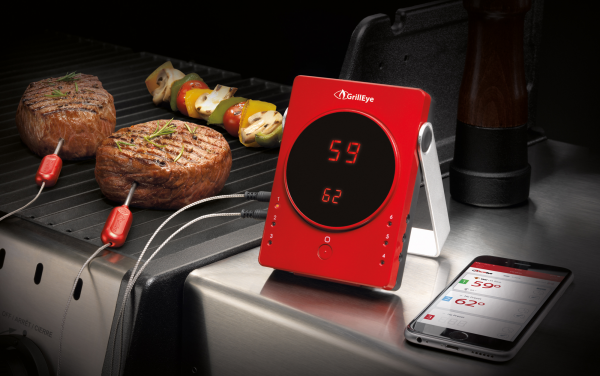 GrillEye Bluetooth Grillthermometer