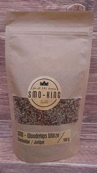 SMO-Woodchips Würze Wacholder 100g