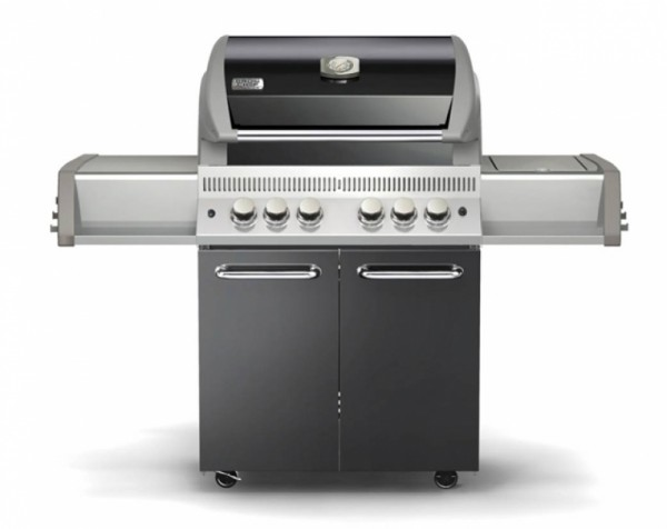 BroilChef Gasgrill PARAMOUNT Black BC-540BBS