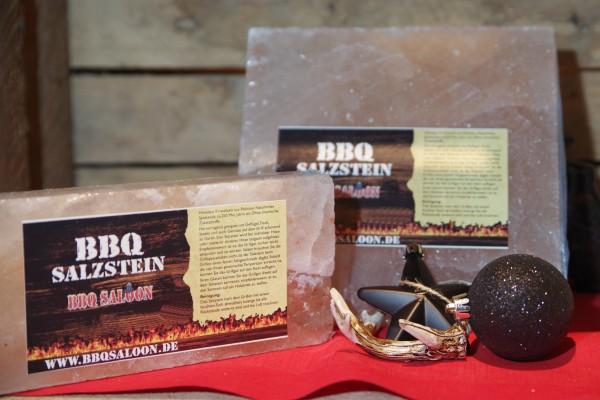 BBQ Salzstein 20x20x2,5 cm / 2,25kg