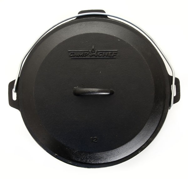 Camp Chef Home Series Dutch Oven CC12
