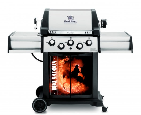 Broil King Signet 390 Saloon Style