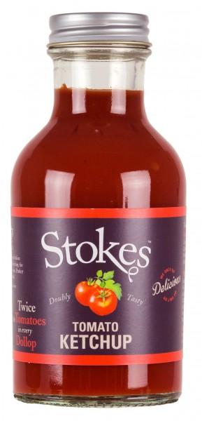 Stokes Sauce Tomato Ketchup 490 ml