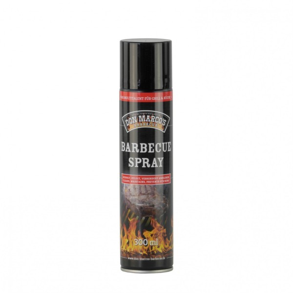 Don Marco's Barbecue Spray