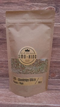 SMO-Woodchips Würze Pflaume 100g
