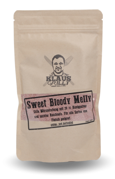 Sweet Bloddy Melly Rub von Klaus grillt