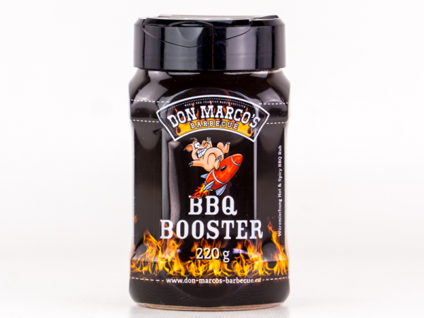 BBQ Booster Rub von Don Marco's Streuer